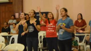 NODC YOUTH CONVENTION 2016 | SOAR HIGH ON WINGS LIKE EAGLES!