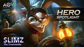 Slimz - Hero Spotlight Garena AOV (Arena Of Valor)