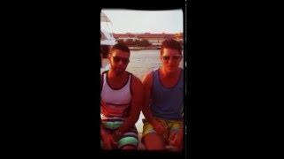 Rakim y Ken y / Tony Dize - Quizás     cover by      Ricci y Davide