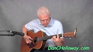Secret Agent Man - Fingerstyle Guitar - P. F. Sloan and Steve Barri (Johnny Rivers)