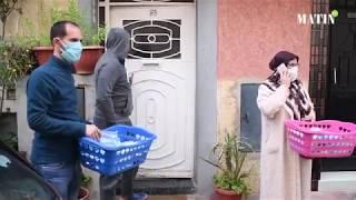 Dar Al Amane : Une association qui fabrique et distribue les masques gratuitement à Témara