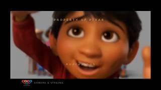 Pixar's Coco Animation Reel