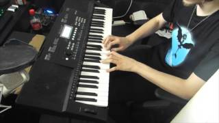 About Time Theme -  Nick Laird-Clowes Piano Cover