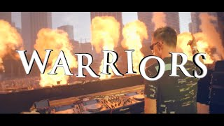 Nicky Romero vs. Volt & State - Warriors (Official Lyric Video)