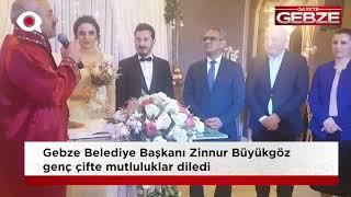 Murat ve Büşra'nın mutlu günü
