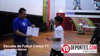 Escuela de Futbol Celaya FC en Chicago