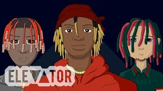 JBan$2Turnt ft. Lil Pump & Lil Yachty - Walked In Ready (Official Music Video)