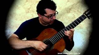 As rosas não falam - Violão Instrumental - Paulo Sérgio