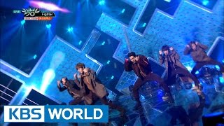MONSTA X (몬스타엑스) - Fighter [Music Bank / 2016.10.14]