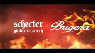 Pupun Kapten test Schecter KM 7 FRS and Bugera Trirec