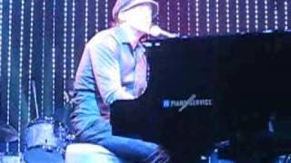 Daniel Powter live in Paris 'Bad Day' 2008