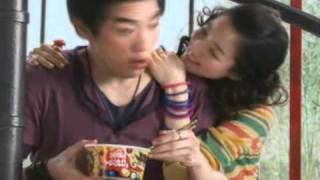 Lucky Me! jjamppong 'Love Story 2' tvc