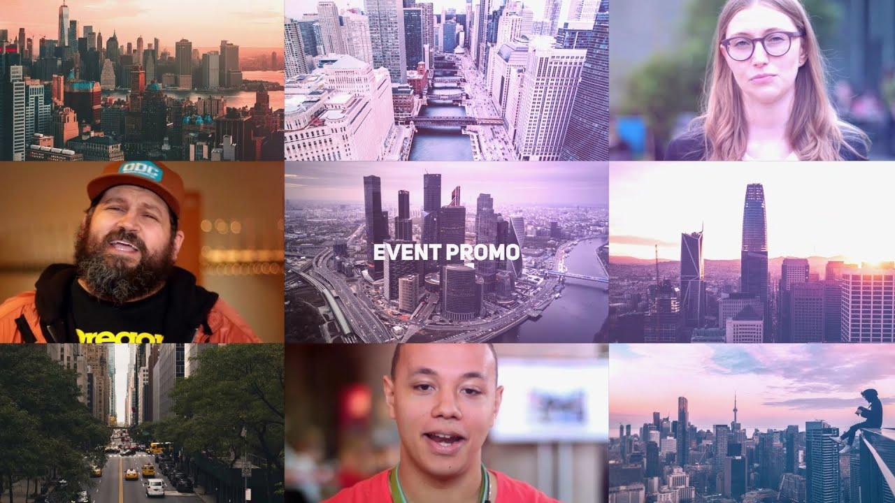 Event Promo - Davinci Resolve Templates