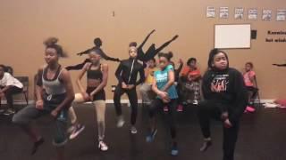 O.T Genasis - Push It Dance(Nferno dance company)