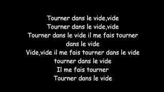 Indila Tourner Dans le Vide Paroles