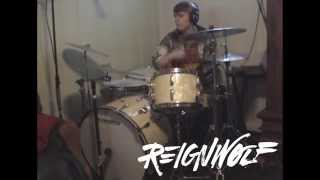 Reignwolf - Are You Satisfied (Drum Cover)