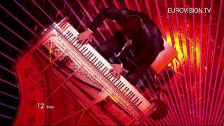Raphael Gualazzi - Madness Of Love (Italy) - Live - 2011 Eurovision Song Contest Final