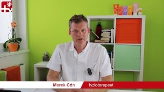 Reportáž z ordinace - fyzioterapeut Marek Cón Praha 4