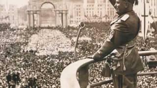 Benito Mussolini: Declaración de guerra a Francia y Gran Bretaña