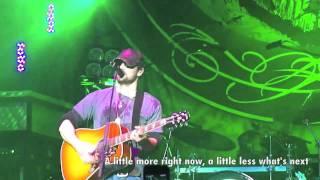 Smoke A Little Smoke live w/ lyrics - Eric Church