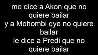 (Lyrics) Joey Montana - Picky ft. Akon, Mohombi (REMIX)