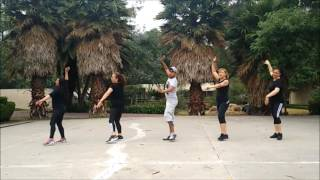MENUDO CLARIDAD TOP DANCE LATINO ZUMBA FITNESS COREOGRAFIA RUTINA
