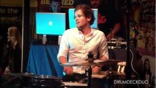 Live Drum & Bass - DrumDeckDuo