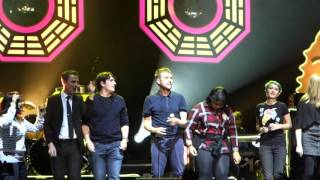 Blur- Parklife. Live at Madison Square Garden. NYC. 10/23/15