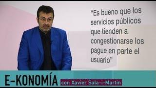 ¿Qué es la falacia de los servicios públicos gratis? | Xavier Sala-i-Martin