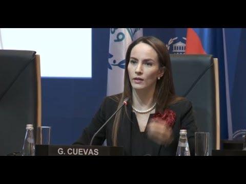 CONSOLIDAR EL MULTILATERALISMO COMO ESPACIO DE DIÁLOGO