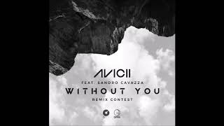 Avicii - Without you (OFFICIAL STUDIO ACAPELLA)