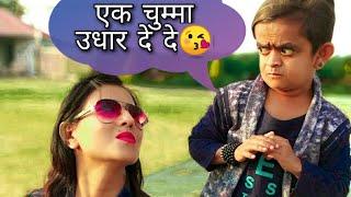छोटू की गर्लफ्रेंड पंगा | PART-4 | CHOTU  ki GIRLFRIEND | Khandesh Hindi Comedy | Chotu Comedy Video