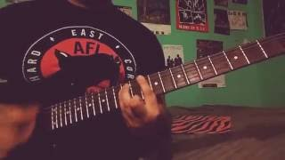 Tiger Army - Nocturnal (guitar cover)