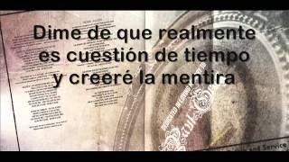 Stone Sour - Anna (Subtítulos Español)