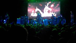 Mastodon Live - Crack The Sky Intro 10/3/2009 Seattle