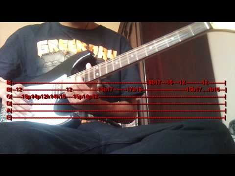 albatross-khaseka-tara-solo-cover-with-tabs-hd-rest-in-peace