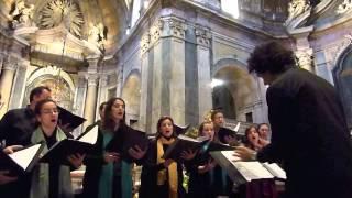 Sweet was the song - Five Carols - Richard Bennett - Coro de Câmara da Universidade de Lisboa