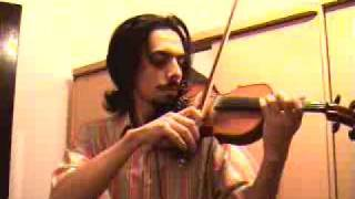 Bach Air from suite no 3 violin by WHO-MAN
