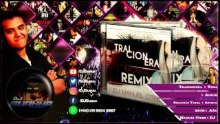 Traicionera - Sebastian Yatra ft Karen Mendez by Dj Manuel Citro (Bachata)