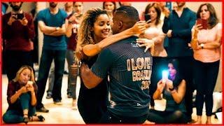 Khalid - Location Dance | Zouk | Carlos da Silva & Fernanda da Silva - Boston Brazil Dance Festival