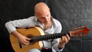 SCHINDLER'S LIST - Flavio Sala, guitar - Music by John Williams