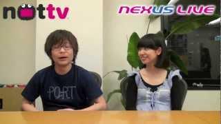NOTTV新音楽番組『NEXUS LIVE』