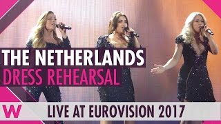 "Netherlands: OG3NE ""Lights And Shadows"" grand final dress rehearsal @ Eurovision 2017"