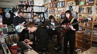 Mothers: NPR Music Tiny Desk Concert