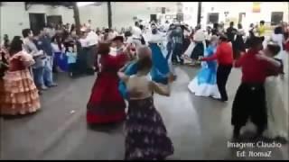 Baile Gaúcho no CTG Fronteira Aberta Sorocaba