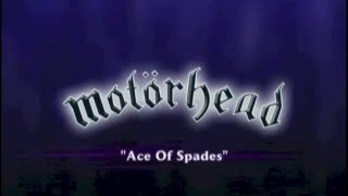 Motorhead - No Sleep 'Til Hammersmith - Ace Of Spades - HD Video