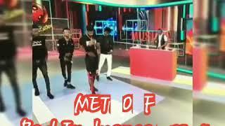 Rappers fazem Freestyle no beat de Kuduro (cair com cadeira)