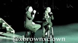Christina Aguilera - Say Something (ft. Colin Smith) (6.6.16 She's With Us)