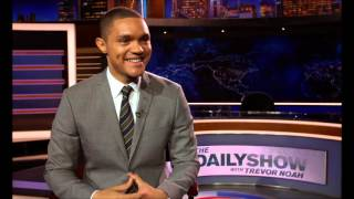 FULL The Daily Show With Trevor Noah Theme (Dog On Fire by Timbaland)