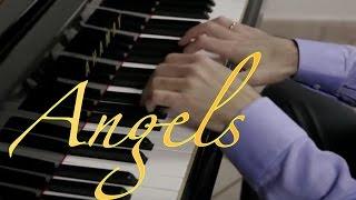 Robbie Williams - Angels play by Ear - Piano Cover Jazzy Fabbry - Fabulous Fabrizio Spaggiari